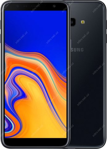 69385026 - Mobilní telefon - SAMSUNG Galaxy J4+ SM-J415 32GB černá
