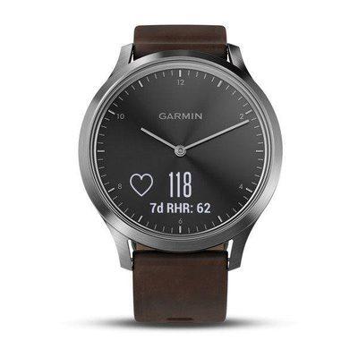 69421635 - Chytré hodinky Garmin VivoMove Optic Premium Silver (vel. L) a2cf43c5fc1