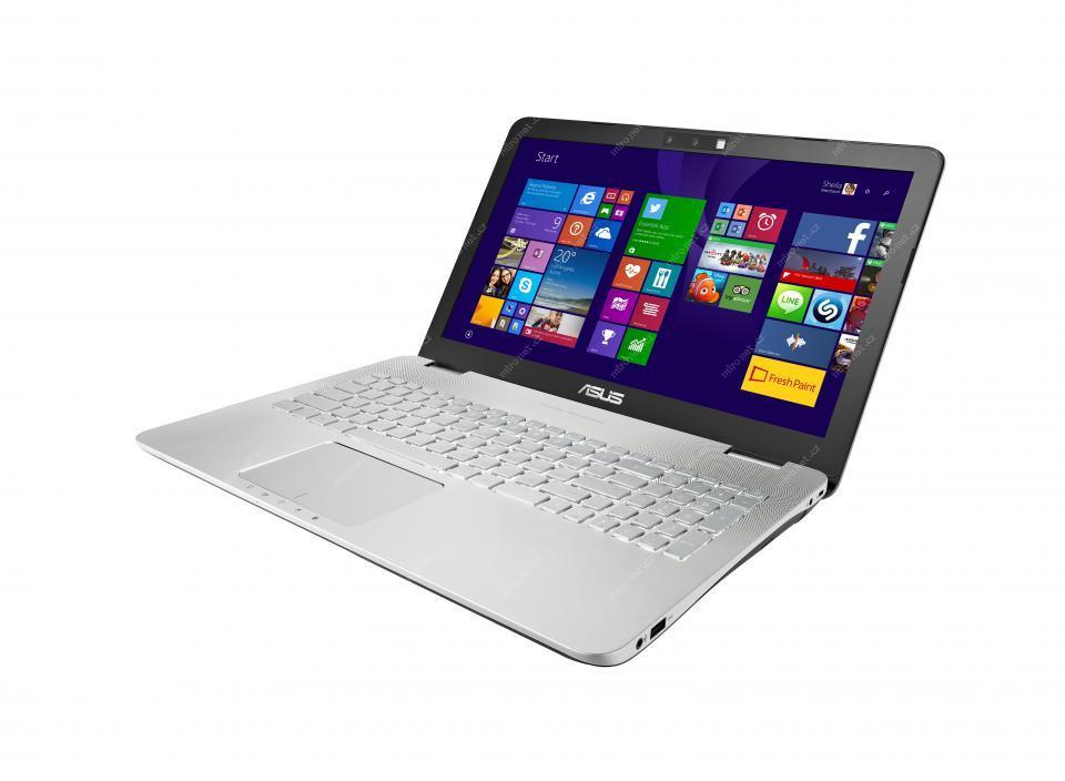 ASUS N551JQA Windows 8 Driver Download