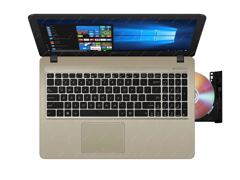 8b14bc74ad Notebook ASUS VivoBook X540UA-GQ010 černá   15.6