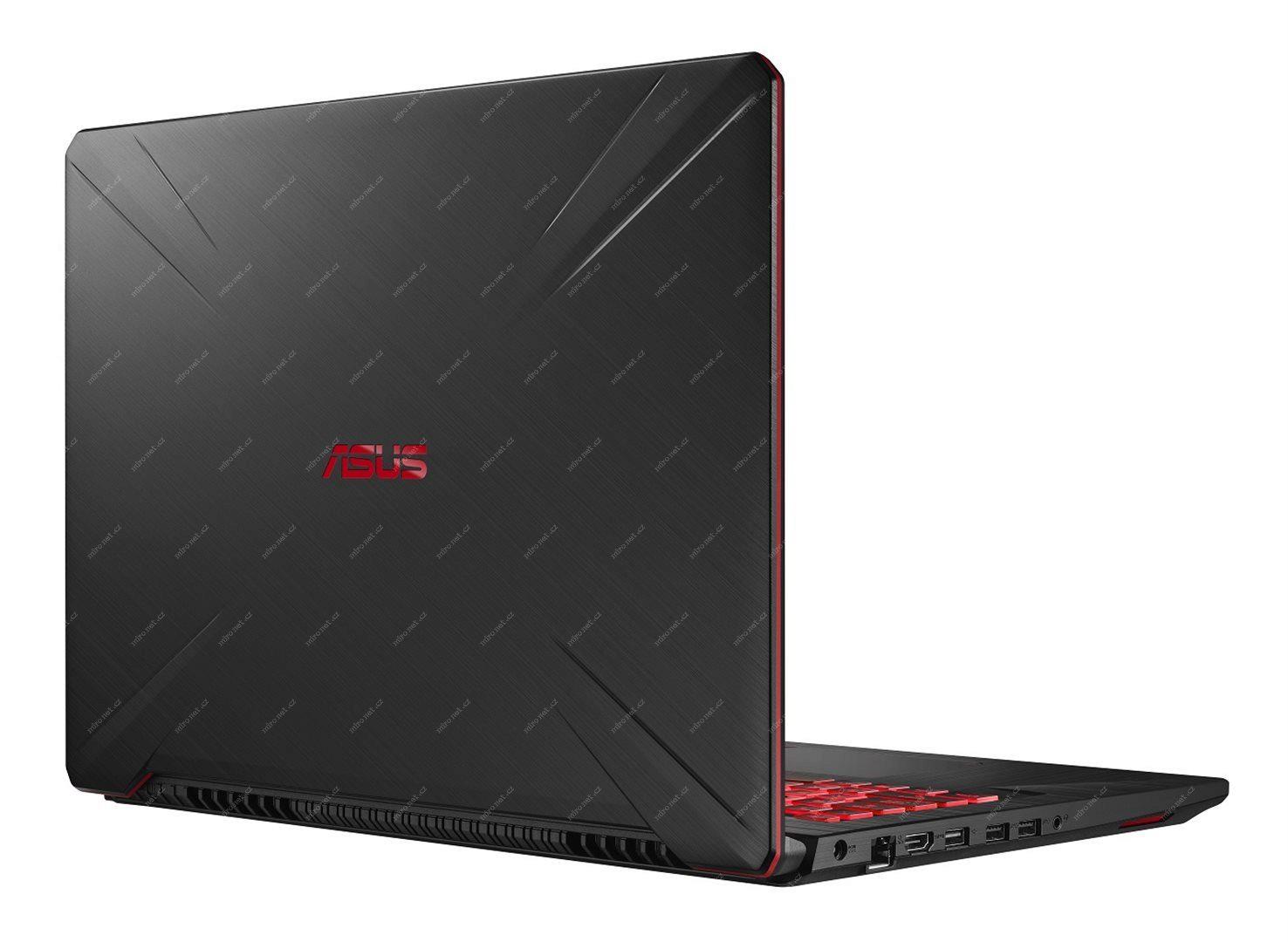45e1d57ef8 Notebook ASUS TUF Gaming FX705GM-EW192T černá   17.3