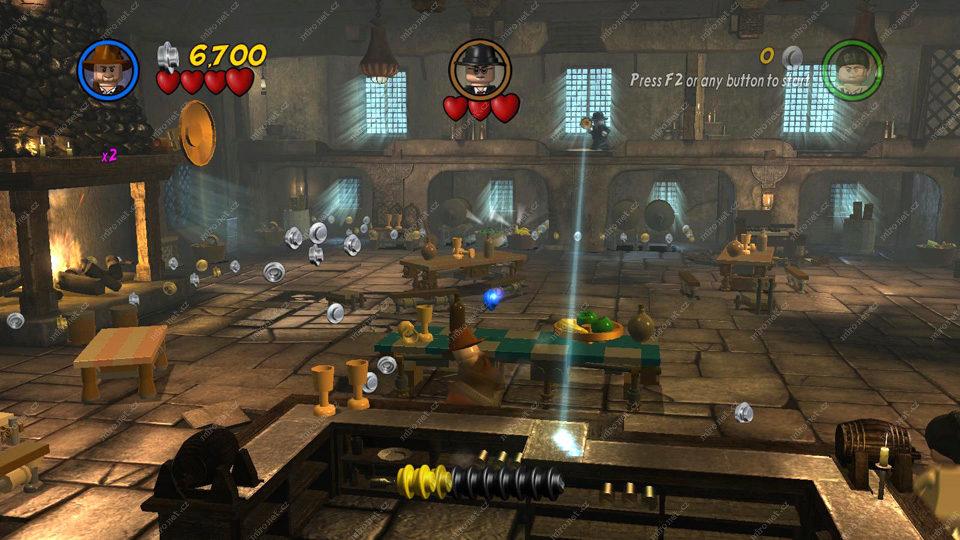 Lego Indiana Jones 2: The Adventure Continues - PC