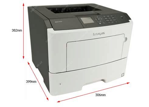 Printer driver ms610dn lexmark