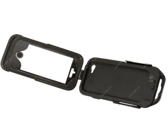 Interphone voděodolné pouzdro pro Apple iPhone 5 a 5S   černé ... c9266d7445a