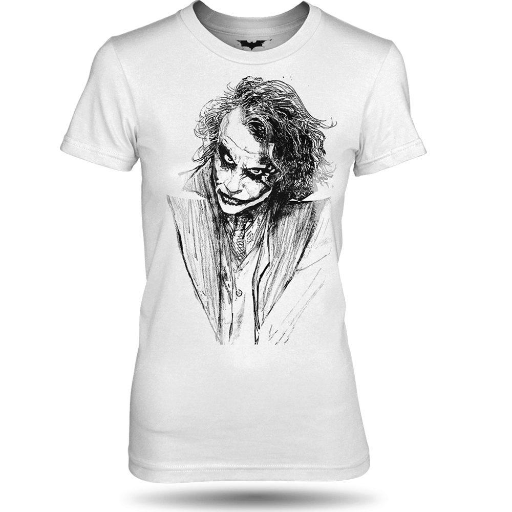 f223bfee3910 Tričko Joker Pencil dámské M   Dámské   100% bavlna   bílý