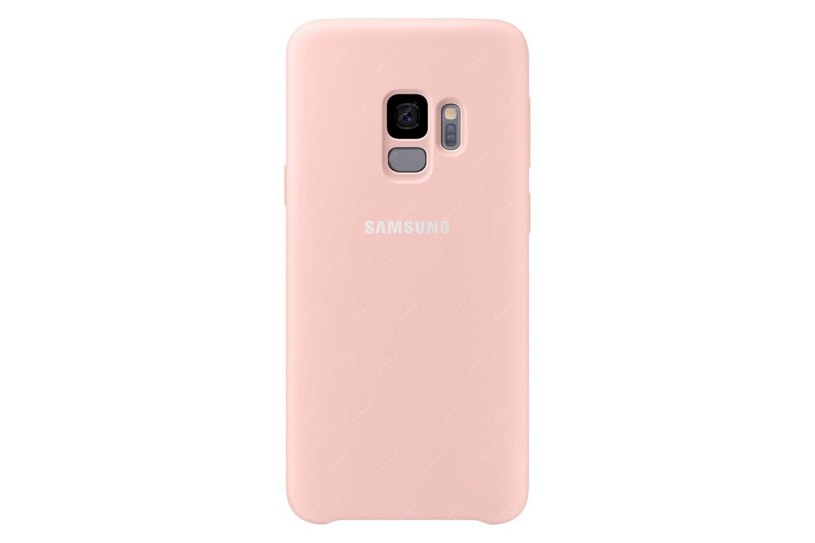 69340796 - Samsung Silikonový zadní kryt pro Samsung Galaxy S9 růžová 21384c2473f
