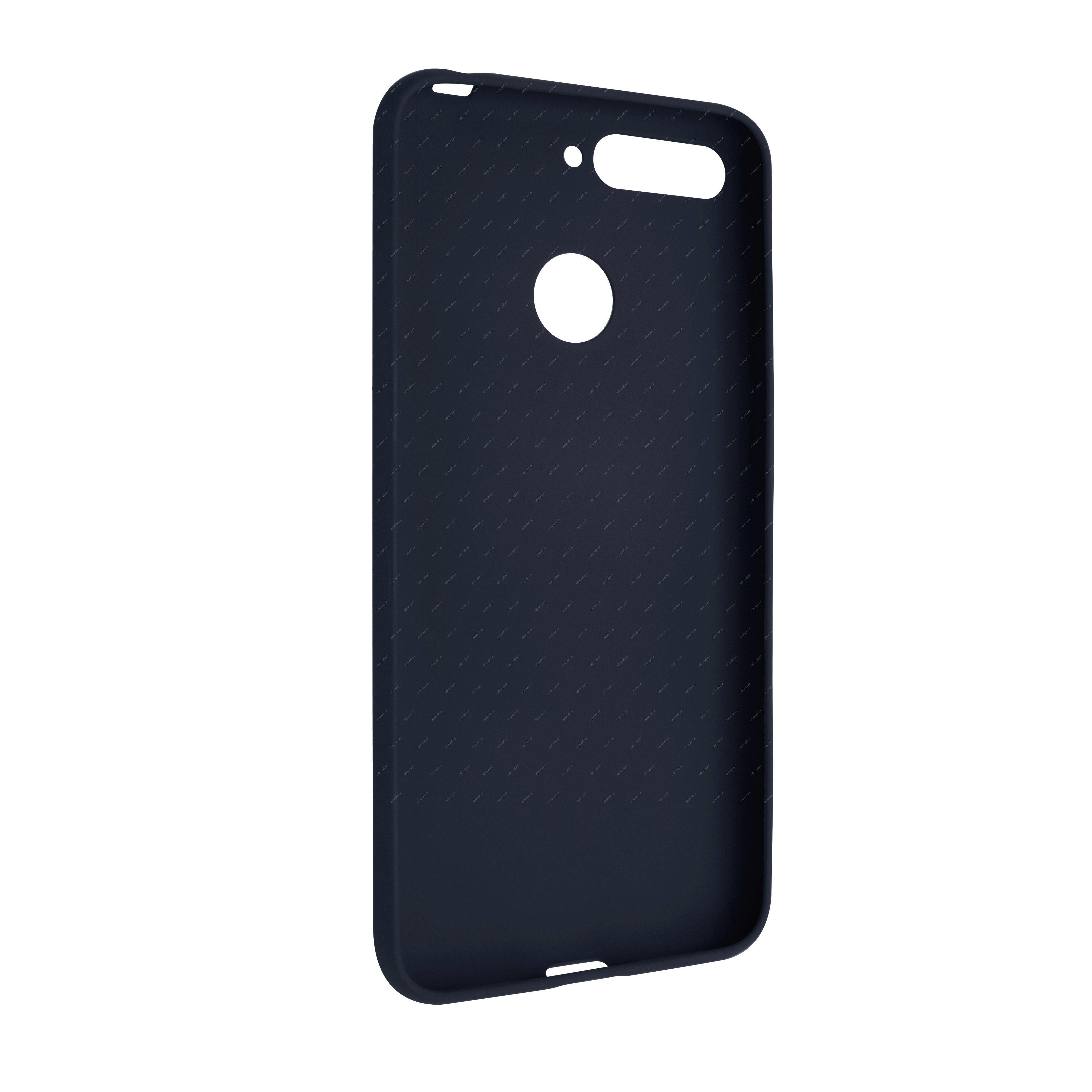 69415953 - FIXED Story Zadní silikonový kryt pro Huawei Y6 Prime (2018)  modrá 31057590eb9