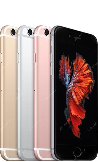 69237811 - Mobilní telefon - Apple iPhone 6S - 128GB růžový dc813c0b7f0