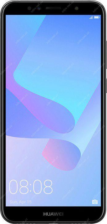 3c6704becd981 Mobilní telefon - Huawei Y6 Prime (2018) černá   5.7