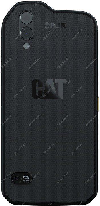 7b957d1af79 Mobilní telefon - Caterpillar CAT S61 černá   5.2