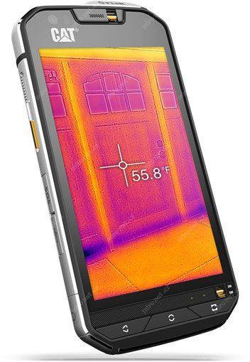 4b43ebef854 Mobilní telefon - Caterpillar CAT S60 černá   4.7