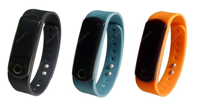 67e041fcb7f 66014195 - Fitness náramek Q-Band Q-62 Bluetooth Smart fitness náramek