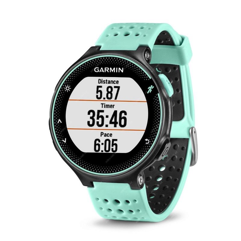 5387612e50a Chytré hodinky Garmin Forerunner 235 Optic   GPS sportovní hodink ...