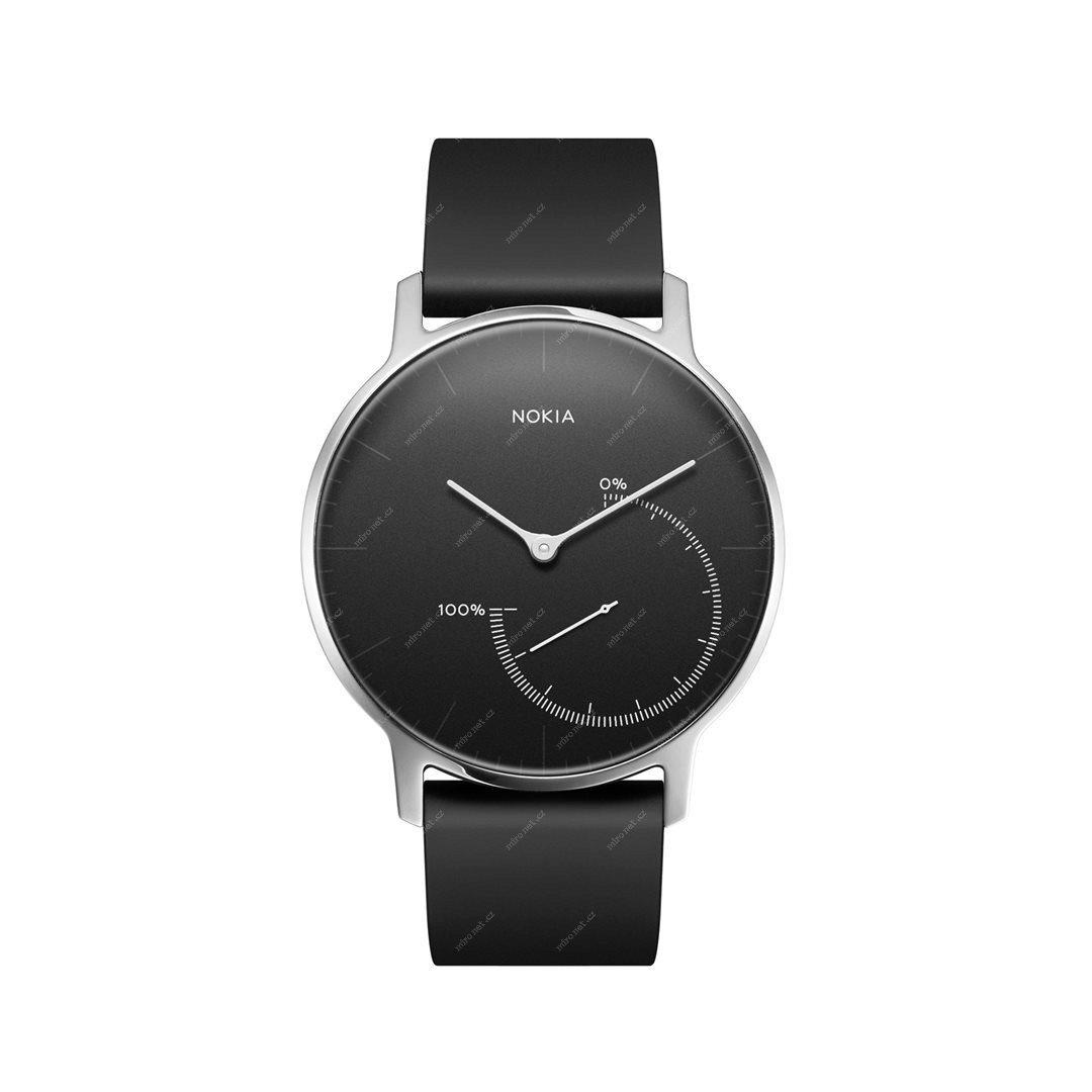 Chytré hodinky Nokia Activité Steel - černá   Chytré hodinky   5 ... fe1a97f47c