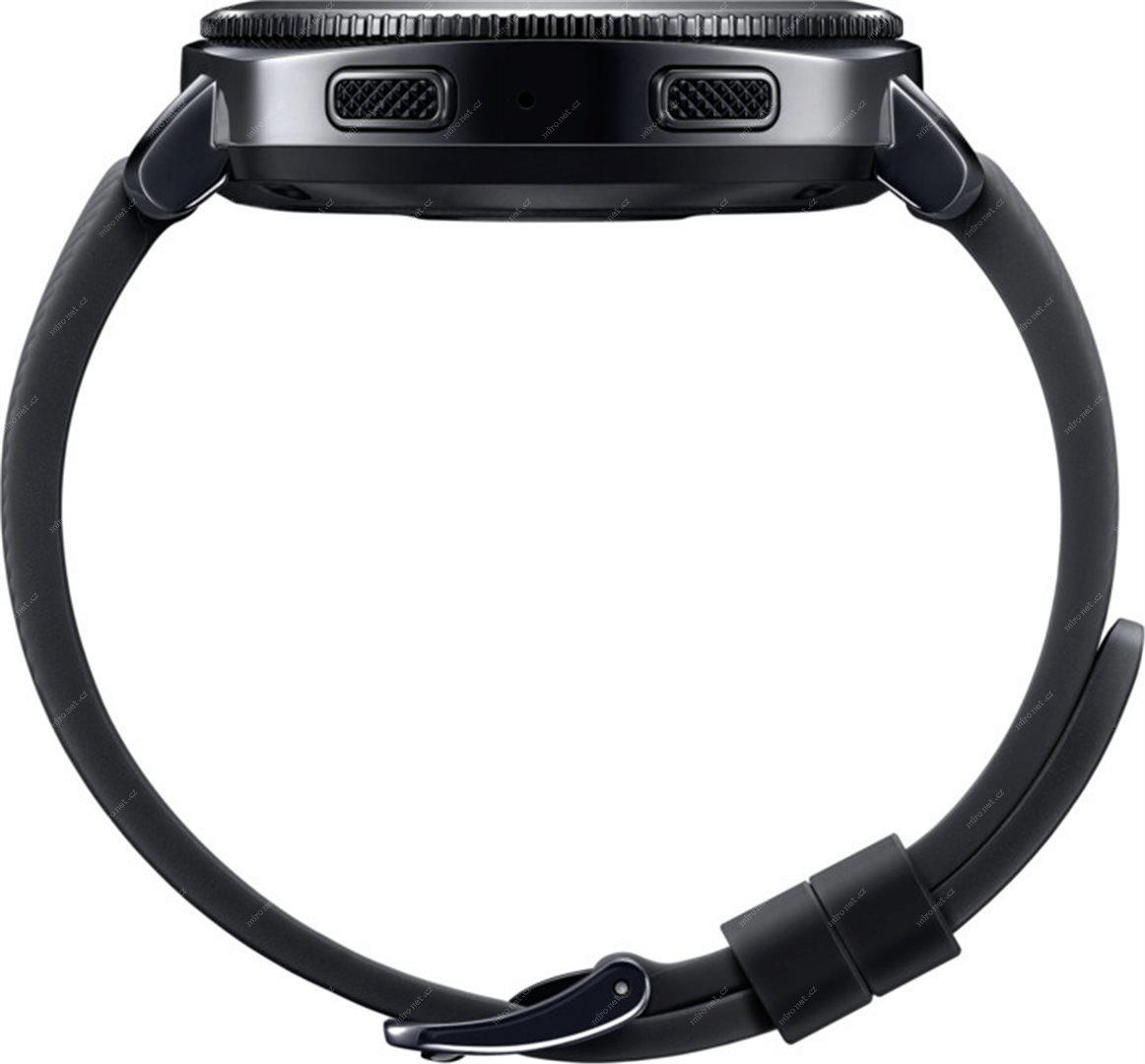 c1a8d9dad48 Chytré hodinky SAMSUNG Gear Sport R600 černá   Chytré hodinky   A ...