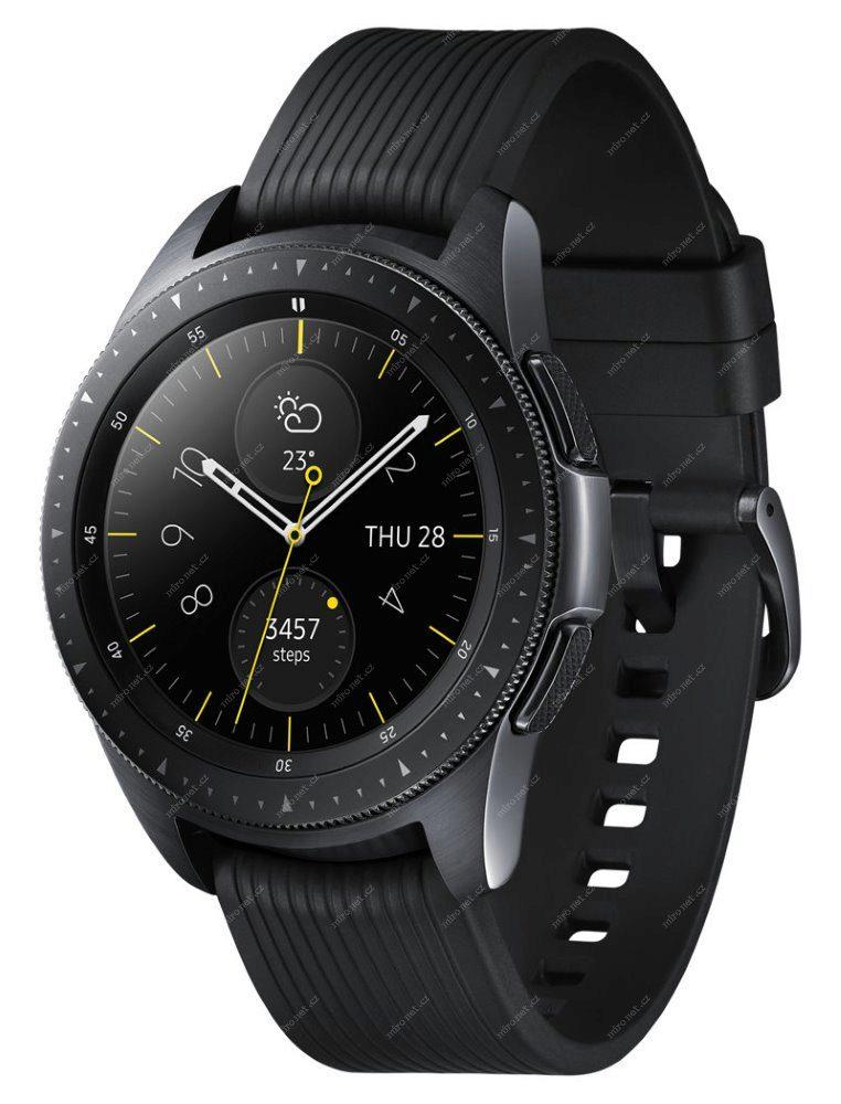0dd2c69ff 69405927 - Chytré hodinky Rozbaleno - SAMSUNG Galaxy Watch R810 (42 mm)  Black