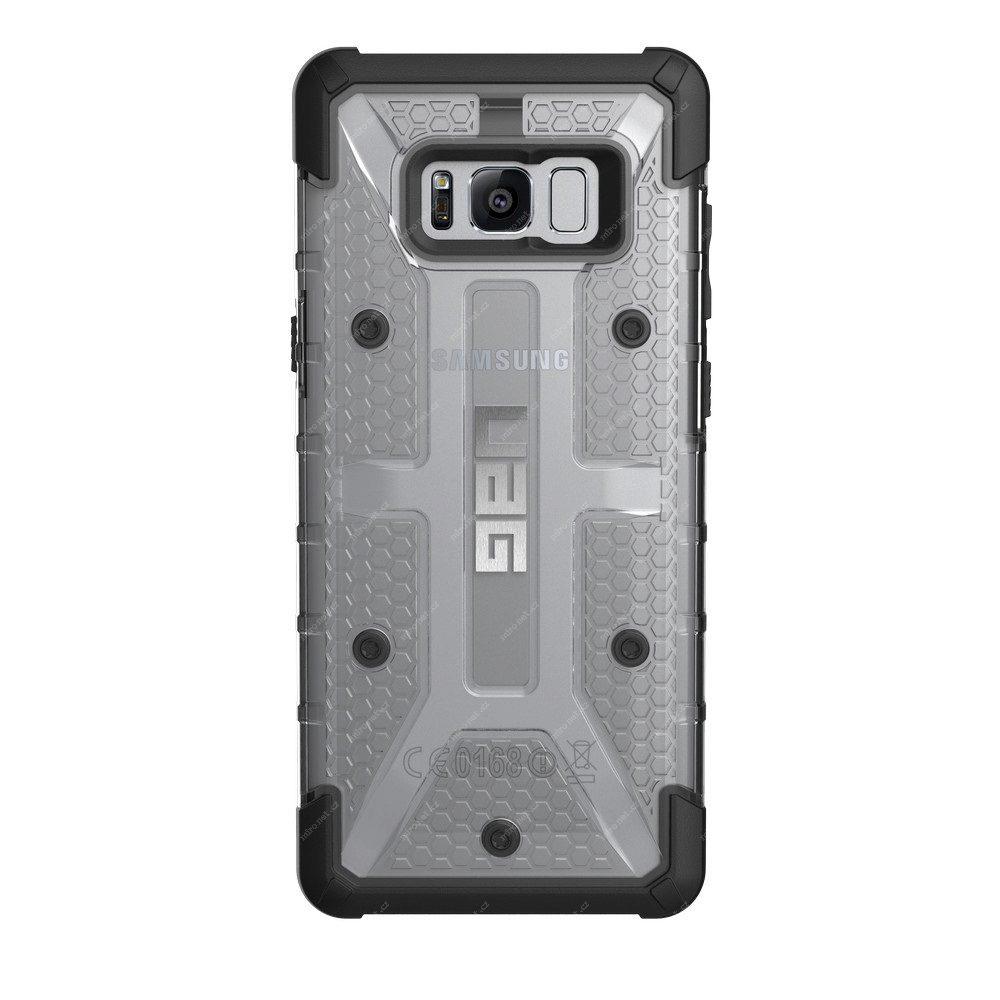 69274950 - UAG plasma case Ice clear ochranný kryt pro Samsung Galaxy S8+  čirá bc37d32b716