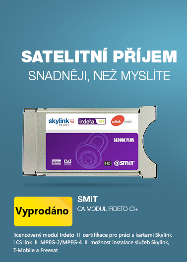 SMIT CA modul Irdeto