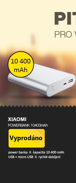 Xiaomi PowerBank 10400mAh