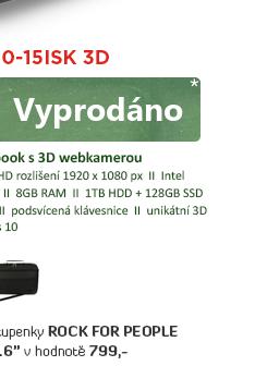 Lenovo IdeaPad Y700-15ISK 3D