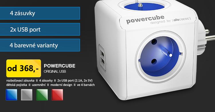 PowerCube rozbočovací zásuvka