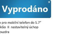 Clingo ClickGo držák na kolo pro telefony
