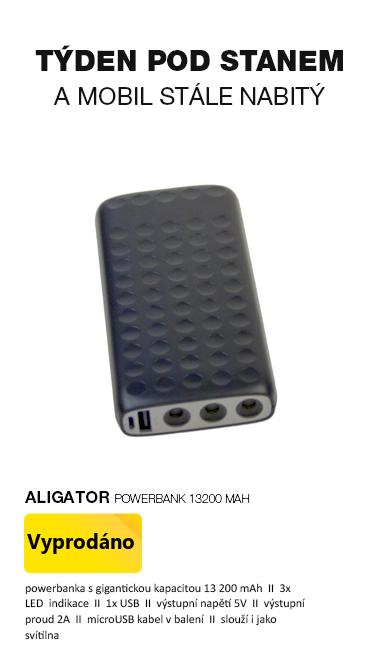 Aligator powerbank 13200 mAh