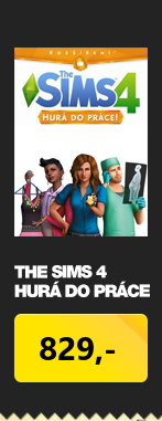PC The Sims 4 Hurá do práce