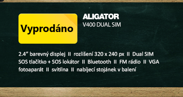 Aligator V400