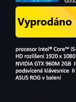 ASUS ROG G552VW-DM345T