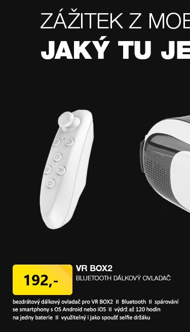 Bluetooth dálkový ovladač pro VR BOX2
