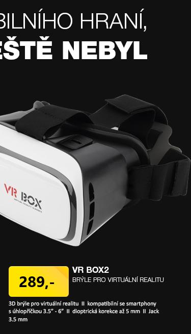 VR BOX2 brýle pro virtuální realitu
