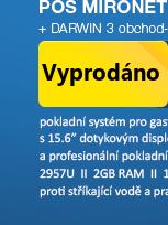 POS MIRONET MOBILE - DARWIN3