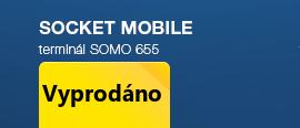 Socket Mobile terminál SOMO 655