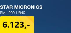 STAR Micronics SM-L200-UB40