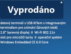 Datový terminál MOTOROLA MC2180