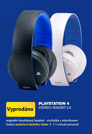 Wireless Stereo Headset 2.0