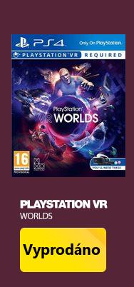 PSVR VR Worlds