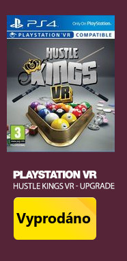 PSVR Hustle Kings VR - Upgrade