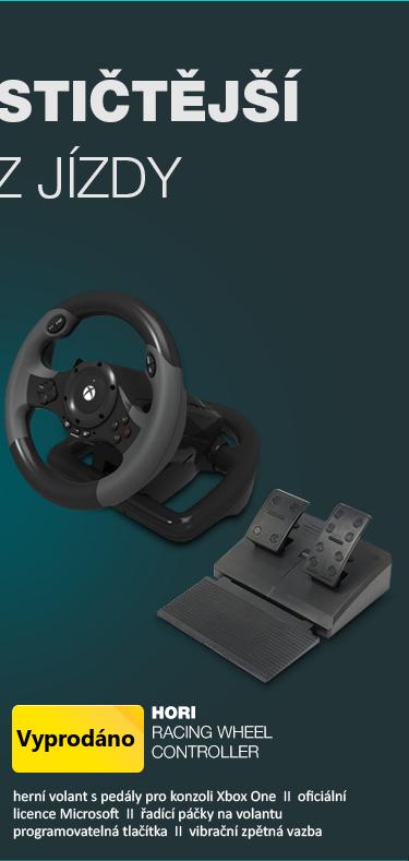 HORI Racing Wheel Controller