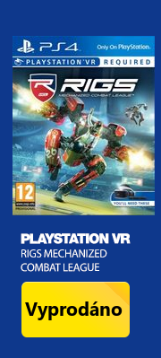 PSVR RIGS Mechanized Combat League
