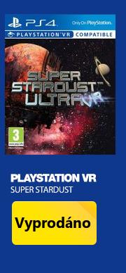 PSVR Super Stardust