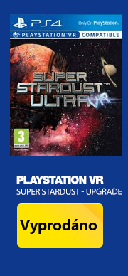 PSVR Super Stardust - Upgrade