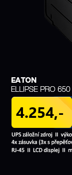 Eaton Ellipse Pro 650 FR