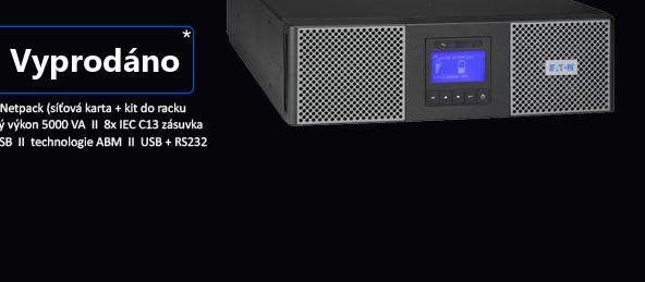 UPS Eaton 9PX 5000i