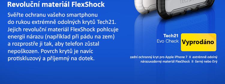 Tech21 Evo Check Zadní ochranný kryt pro Apple iPhone 7