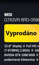 MSI GS a GT s GeForce GTX1060