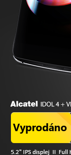 Alcatel IDOL 4 + VR BOX