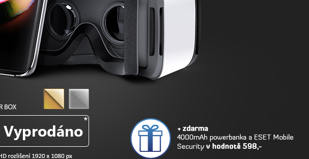 Alcatel IDOL 4 + VR BOX