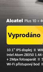 Alcatel Plus 10 LTE s klávesnicí